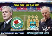 Rovers 1 : 0 Man City
