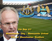 man city - newcastle 29sep07