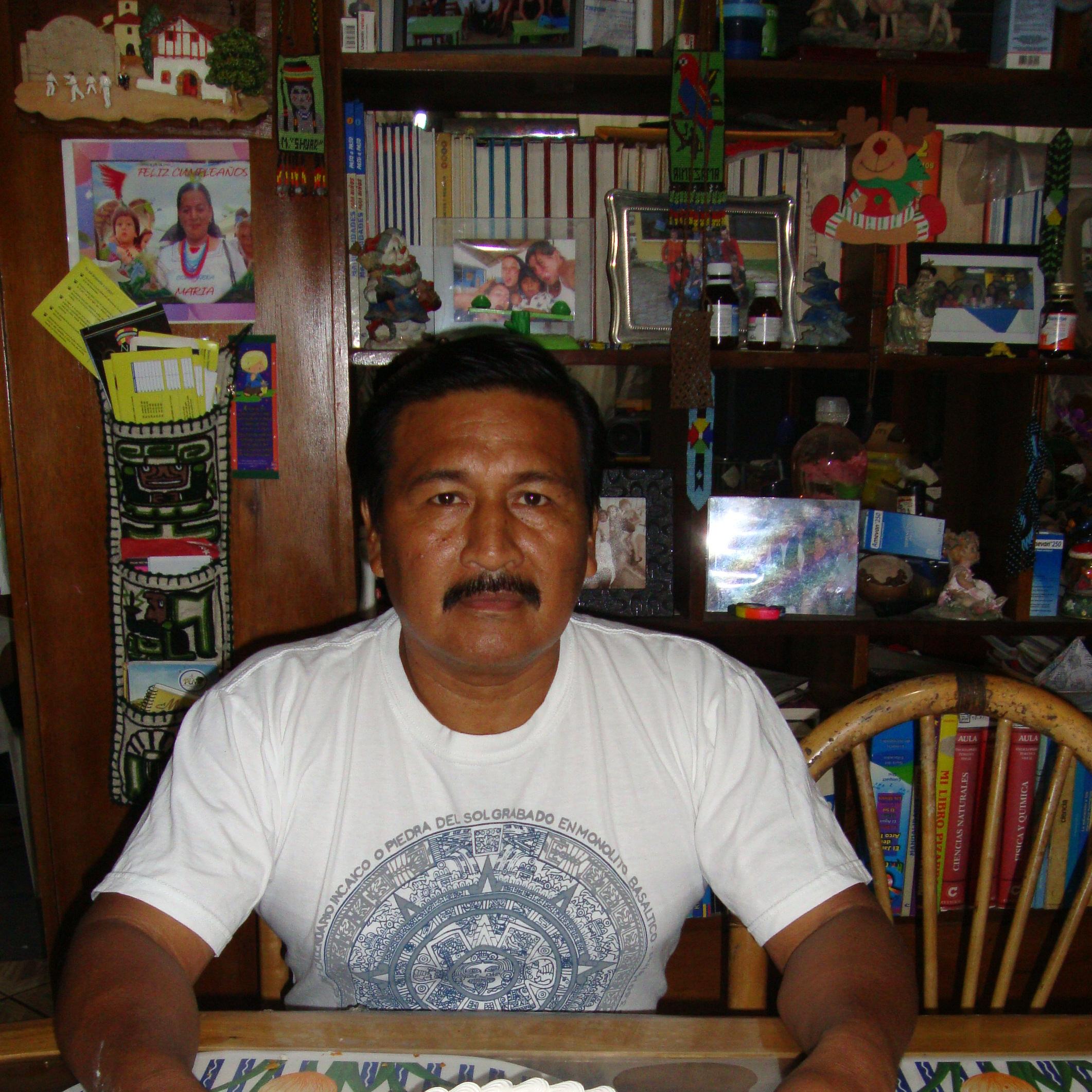 Jacob Aguinda Washicta