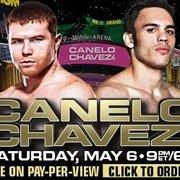 Canelo vs Chavez Jr