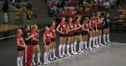 Husker volleyball National Champs