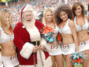 dolphin-cheerleaders-santa
