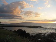 Sunset At the Boat Ramp Maui