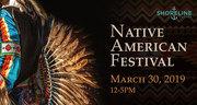 Native American Festival At Shoreline Village 2019