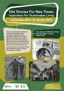 Old Stories for New Times: inspiration for living sustainably