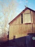 Beautiful Old Ontario Barn