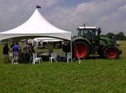 Fendt Tractors At Field Day Events.