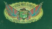 George White Logo 1912 Farm Equipment Manufacturer