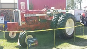 Beautifully Restored 1965 Farmall 1206 Tractor at