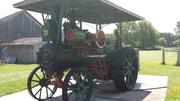 1912 George White Steam Traction Engine