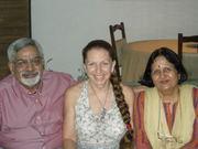Neena-Lalit With Dr. Paula Horan