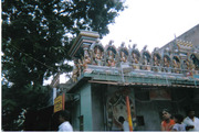 temple in
