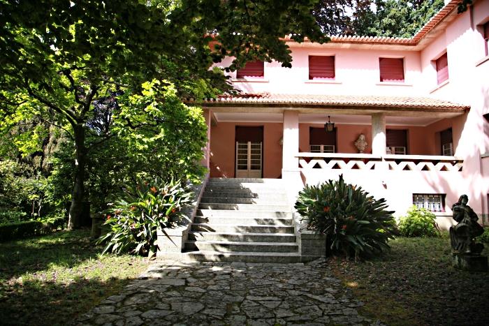 visita à casa museu Eng. António de Almeida