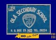 OLA Girls Senior High School Ho