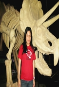 Me with d'Reptile bone