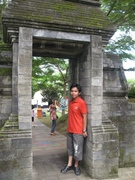 My Brother at d'Ancient Gate