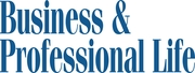 Business and professional life logo
