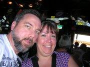 MY SON, DOUG & HIS WIFE