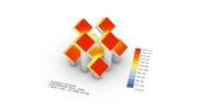 Generative Algorithm for Cube Houses