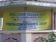 Youth Camp April 22-24 Region 3
