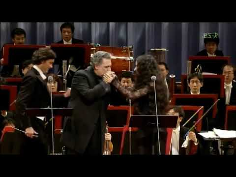 Sarah Brightman & Placido Domingo - Time To Say Goodbye |Con Te Partiro| [Live]