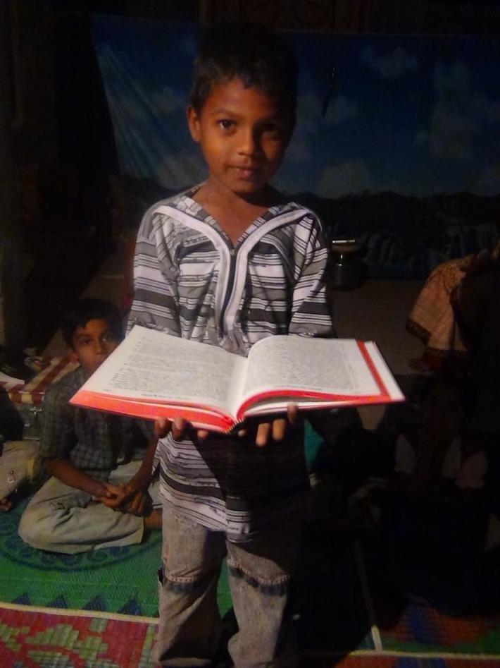 Tim in India