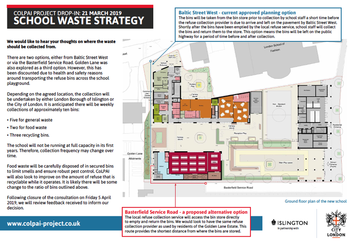 Colpai Waste Strategy Consultation - why the survey is