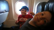 First Plane Trip