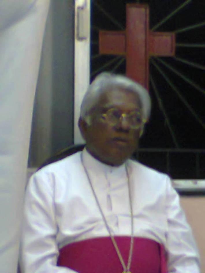 Bishop M. Ezra Sargunam