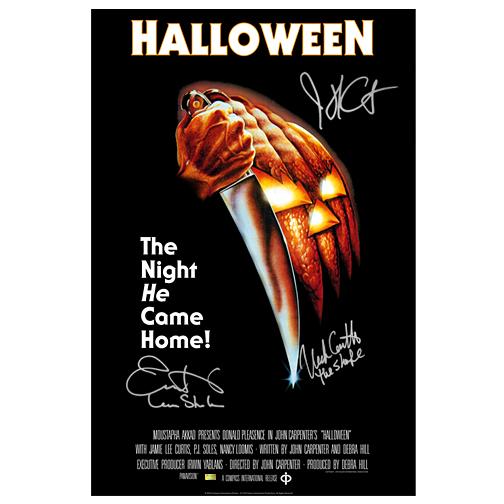 Halloween Curtis, Carpenter,Castle