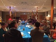 Welcome Advent Dinner Church