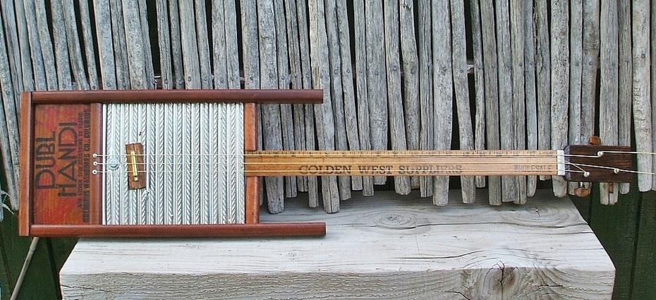 Electric Washboard
