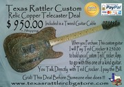 Copper Tele Combo Deal