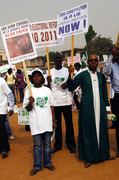 MASS RALLY  IN LAGOS -17