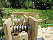 Big homemade worm drive tuners