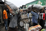 Mile-12 Market Seal Up by Lagos state Government- 4