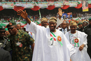 P D P PRESIDENTAL RALLY IN LAGOS 4