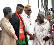 P D P PRESIDENTAL RALLY IN LAGOS 2