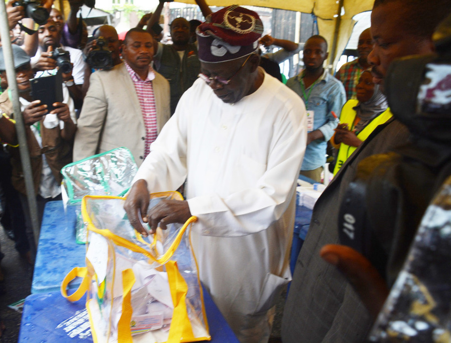 Pic.14. Local Government Elections in Lagos