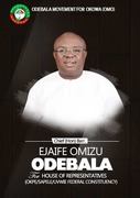 GROUP CANVASSES SUPPORT FOR ODEBALA