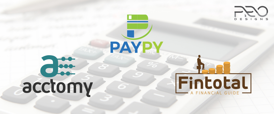 Accounting And Finance Logo Design