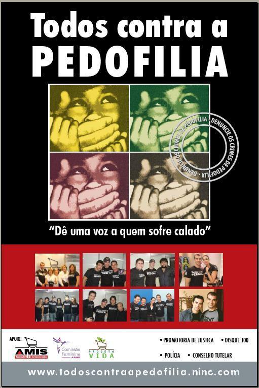 AMIS - Todos Contra a Pedofilia