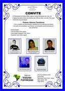 Convite Premio Valores Familiares
