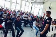 "Palestra ""TODOS CONTRA A PEDOFILIA"" - Por dentro do MP - Santos Dumont/MG - 20 de abril de 2017"