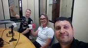 "Entrevista na Rádio Cultura de Santos Dumont/MG  ""TODOS CONTRA A PEDOFILIA"" - Por dentro do MP - Santos Dumont/MG - 20 de abril de 2017"