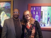 Sherman Beck and Pamela Norman