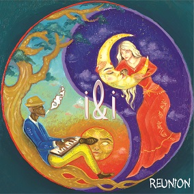 The CD cover of our album Reunion