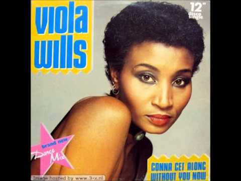 Viola Wills - gonna get along without you now (lp) original version (1979)