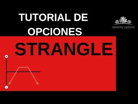 Tutorial de Opciones:Qué es una Strangle?