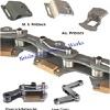 Chain Link Bottom Part, Stenter Machine Parts, Textile Machinery